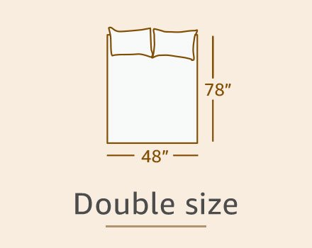Double size