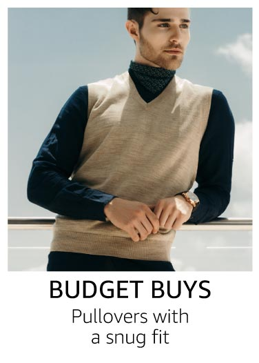 Slim Pullovers