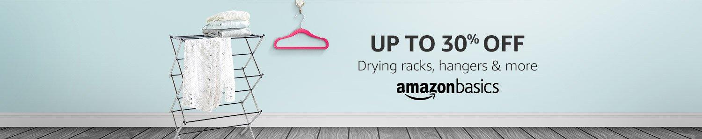 Up to 30% off: AmazonBasics