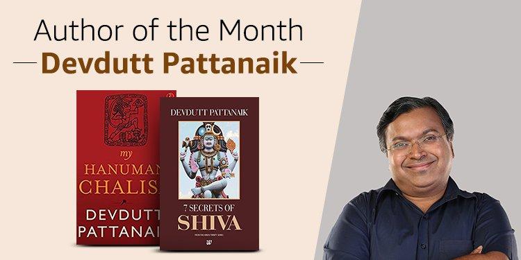 Author of the Month: Devdutt Pattanaik