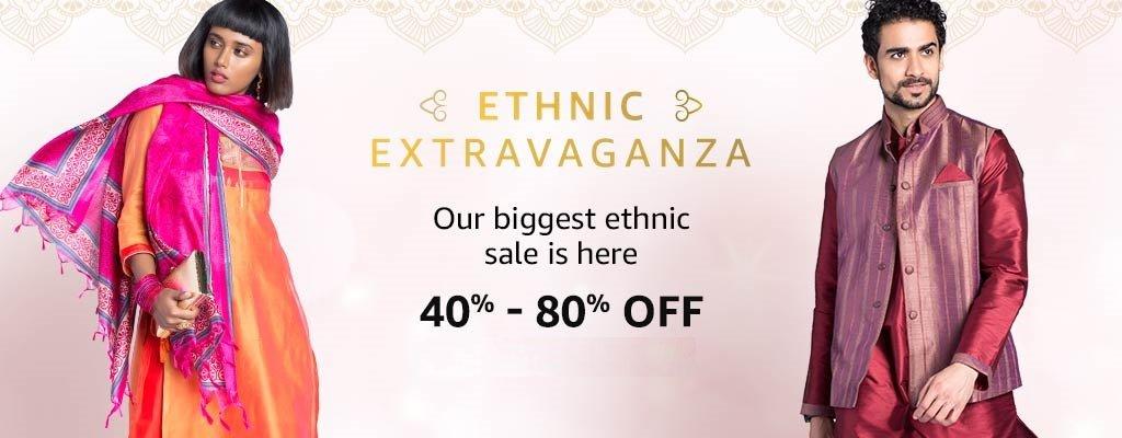 Ethnic extravagnza