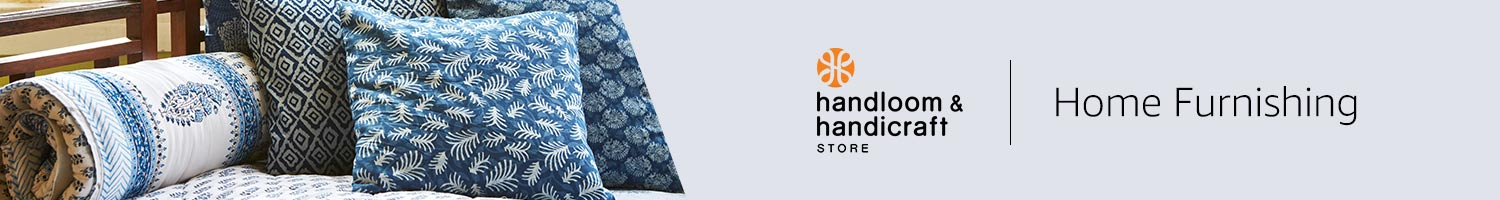 Handloom & Handicraft Store: Home Furnishing
