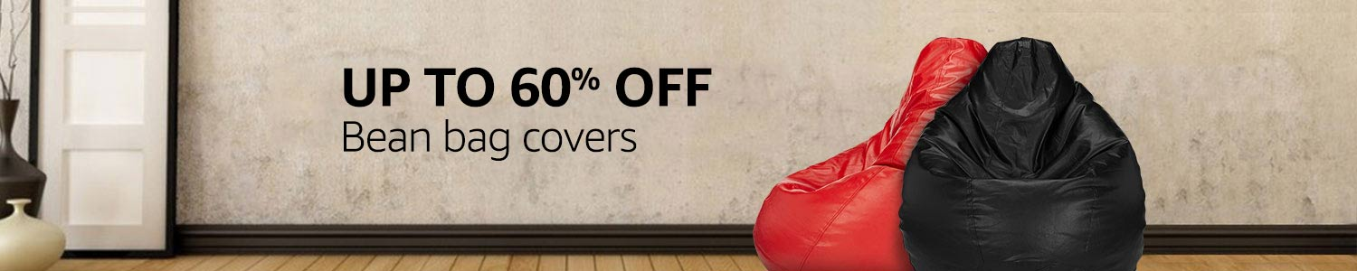Up to 60% off: Bean bag covers