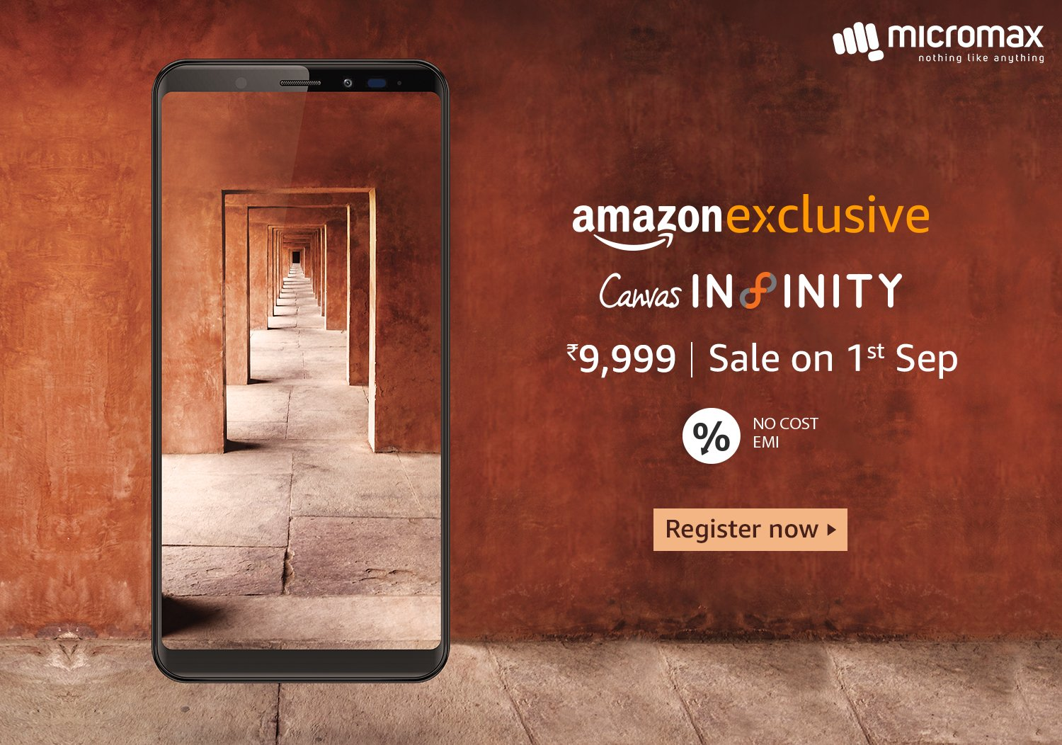 Micromax Canvas Infinity Sale