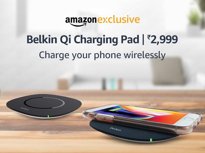 Belkin Qi Charging pad