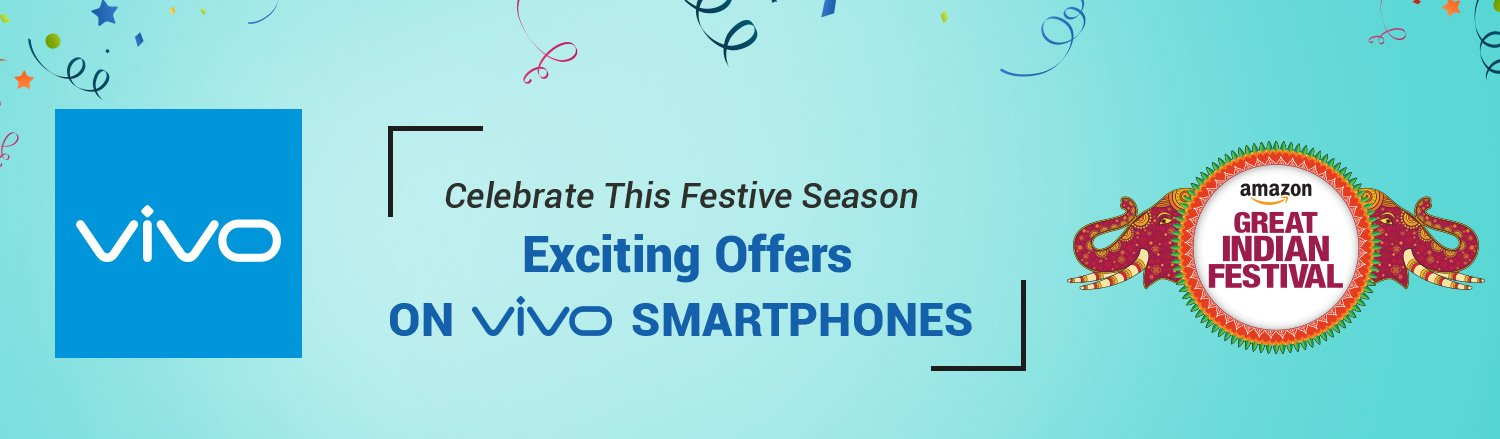 Exciting Offers on Vivo