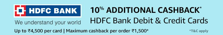 HDFC Bank Cashback