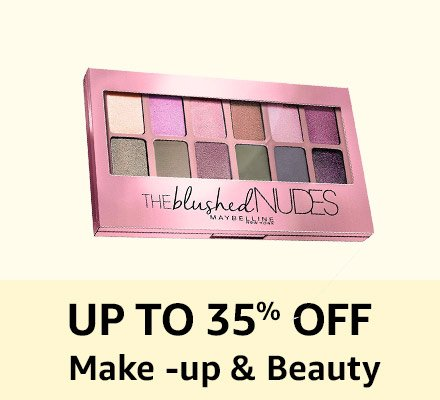 Up to 35% off Make-up