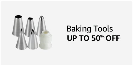Baking Tools Up to 50% off