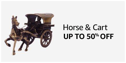 Up to 50% off Horse & Cart