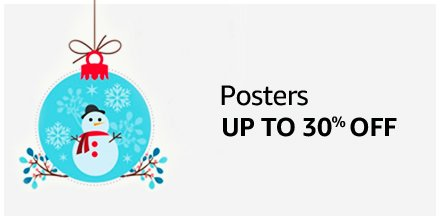 Up to 30% off Posters