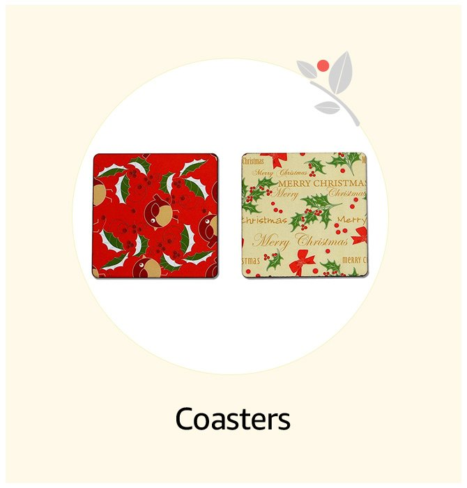 Chrismas Coasters