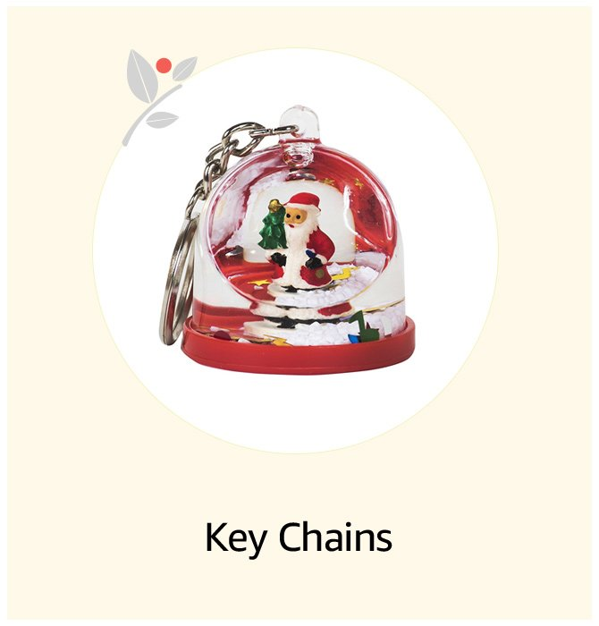 Christmas Key Chains
