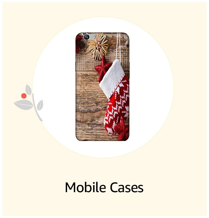 Christmas Mobile Cases