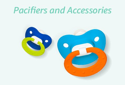 Pacifiers