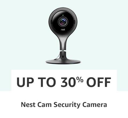 Security Camera NEst Cam