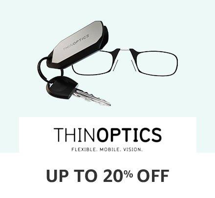 Thin Optics