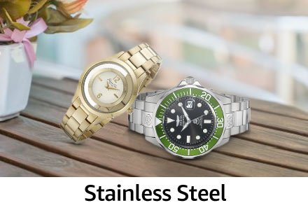 Stainless steele