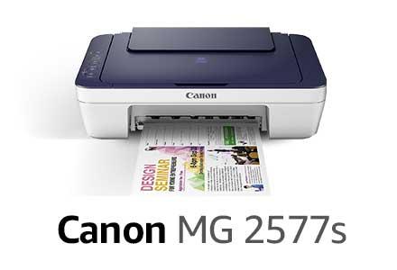 Canon MG 2577s