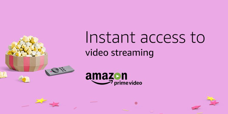 Instant access to video streaming | Amazon Prime Video