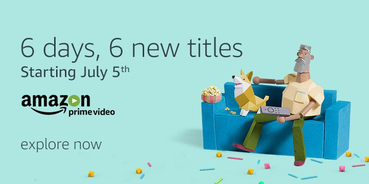 6 days 6 new titles