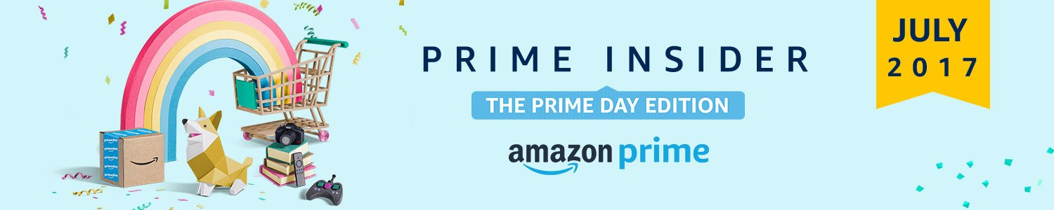Prime Insider- The Prime day edition