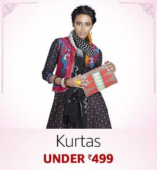 Kurtas under Rs.499