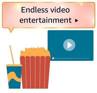 endless video