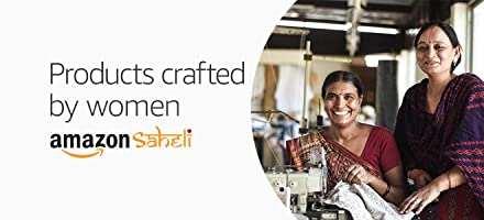 Amazon Saheli - crafted by women entrepreneurs