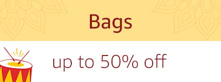 Bags  - Up to 50% off