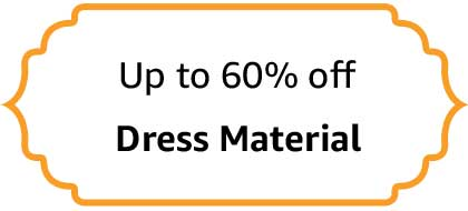 Dress Material - Up to 60% off
