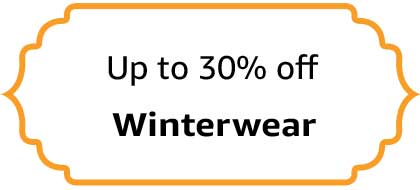 Winterwear - Up to 30% off