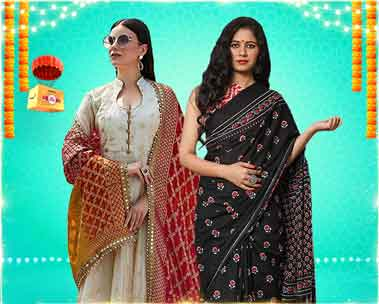 Up to 70% off | Festive handloom clothing