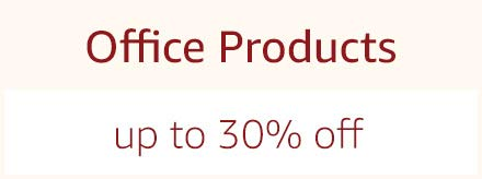 Office products - Up to 30% off