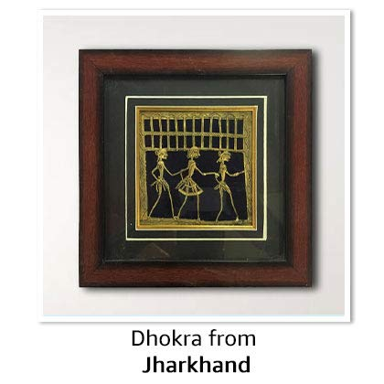 Dhokra from Jharkhand