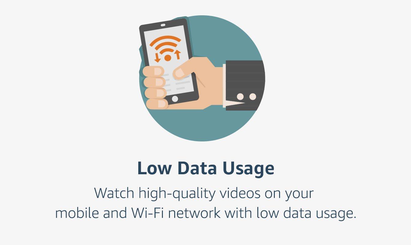 Low Data usage