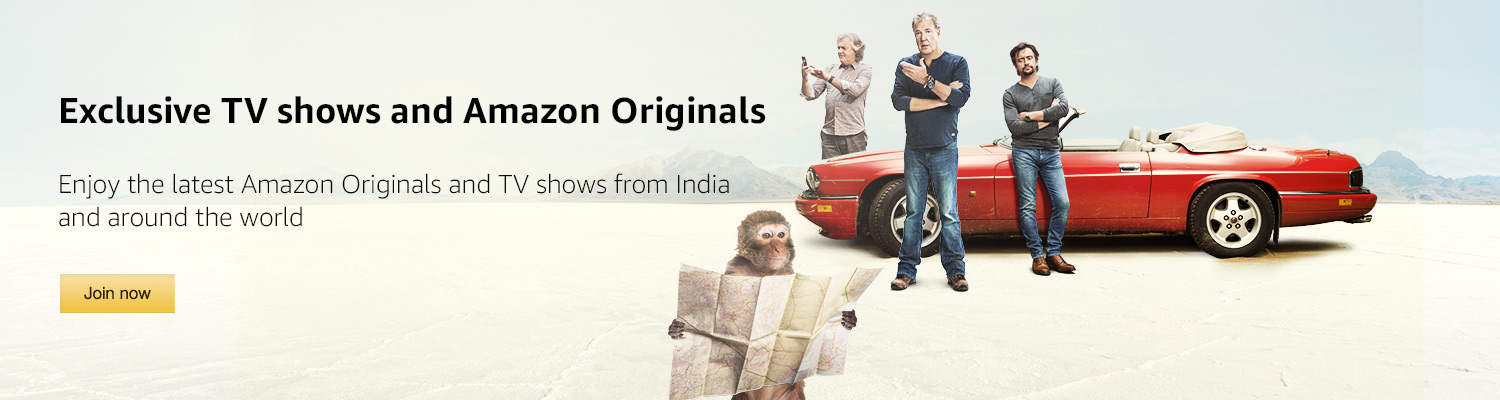 Exclusive TV shows amd Amazon Originals