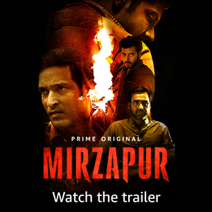 Watch the Mirzapur Trailer