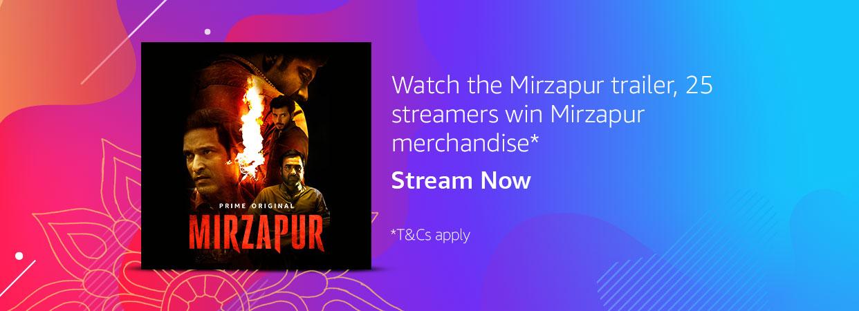 Watch Mizapur Trailer