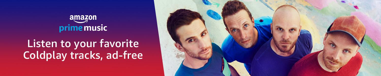 Coldplay Music Album