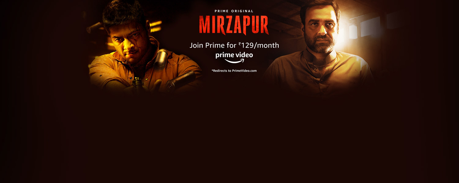 Join Prime for Rs. 129 per month