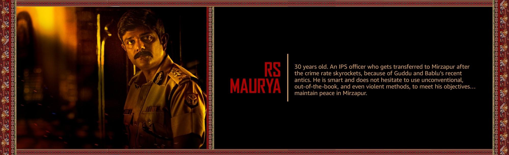 RS Maurya