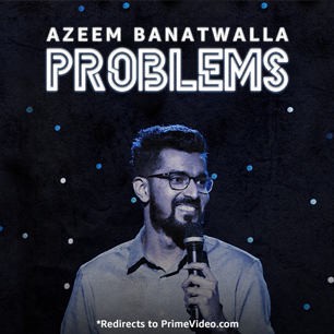 Problems by Azeem Banatwalla