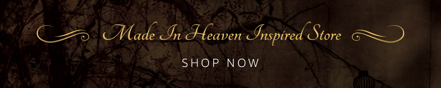 Made in Heaven inspired store