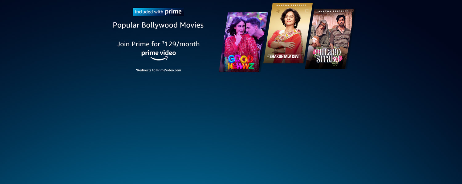 Amazon Offers Today-Coupons-Promo Codes - Prime Membership @ just ₹120 per month