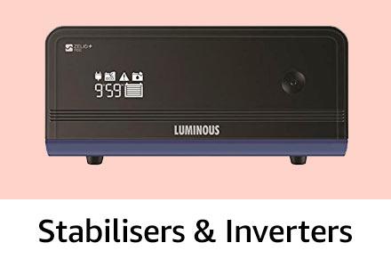 Stabilisers & Inverters