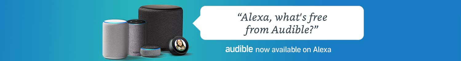 Audible on Alexa