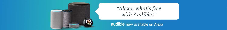 Audible on Alexa