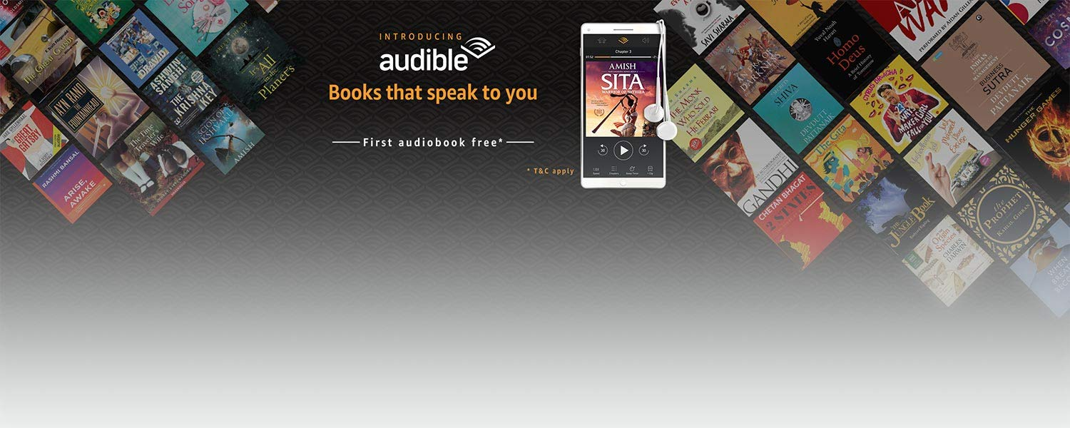 Audible India Launch