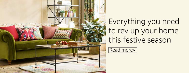 Everything you need to rev up your home this festive season